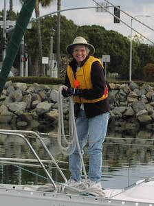 Betsy Shirk, Staff Yachtfinders